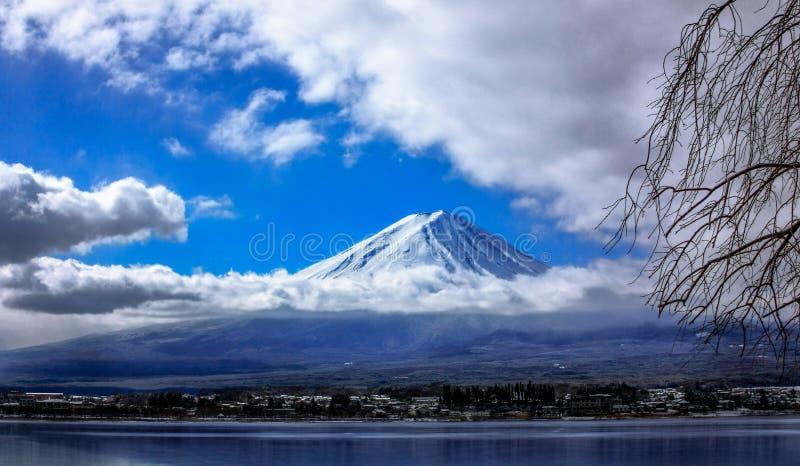 Fuji mt stockfotografie