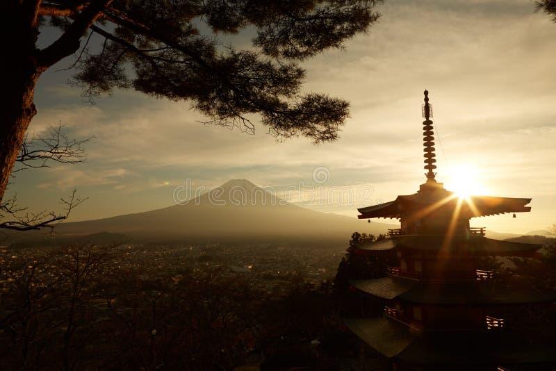 Fuji mt image libre de droits