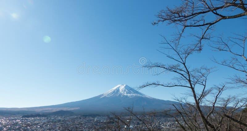 Fuji mt immagini stock libere da diritti