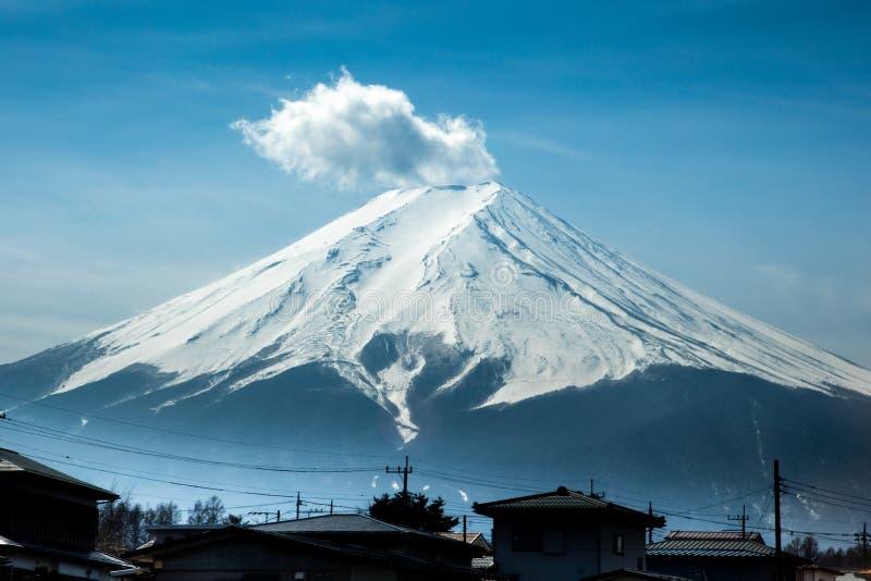 Fuji mt photographie stock