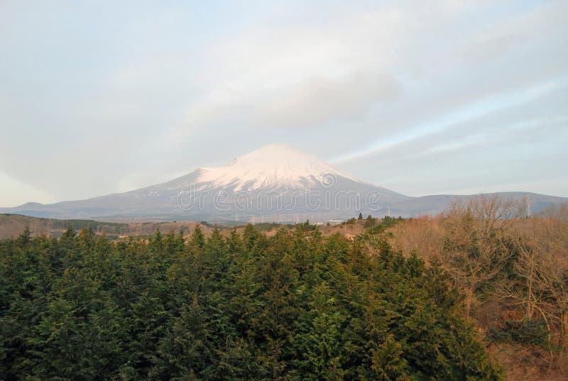 Fuji SAN στοκ φωτογραφία