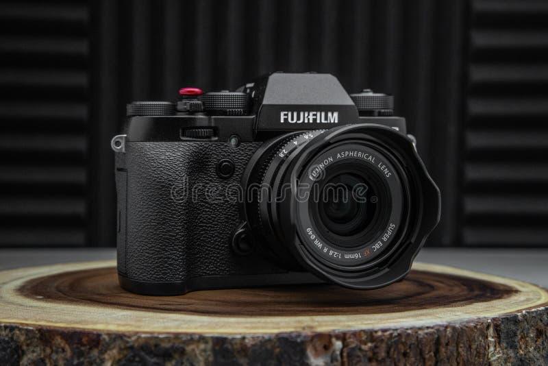 Fuji XF 16mm f/2 8 fotografia stock libera da diritti