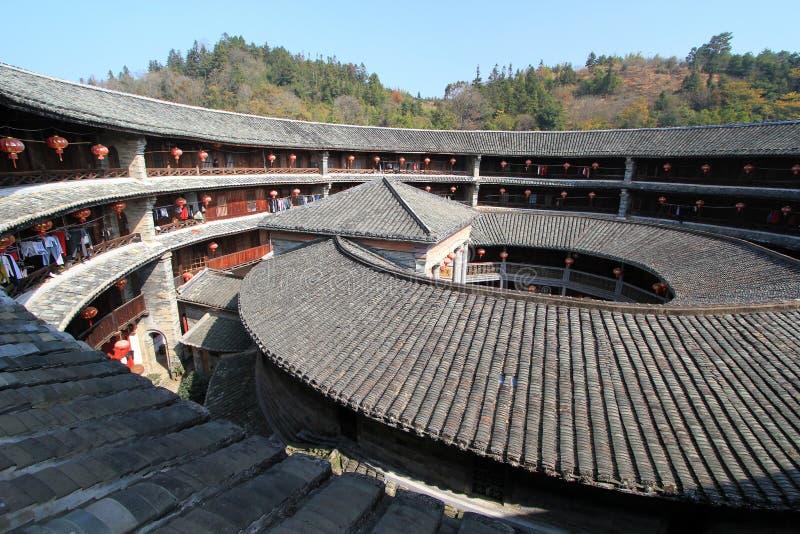 Fujian tulou zdjęcia stock