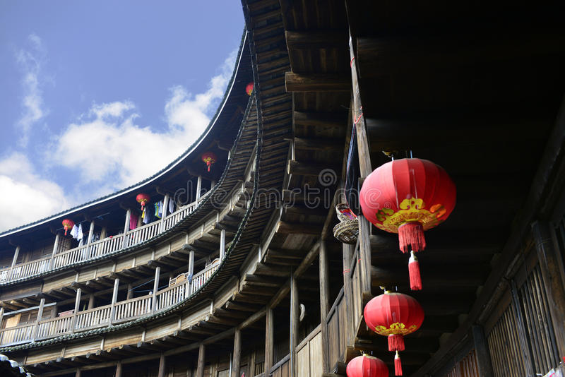 Fujian Tulou image stock
