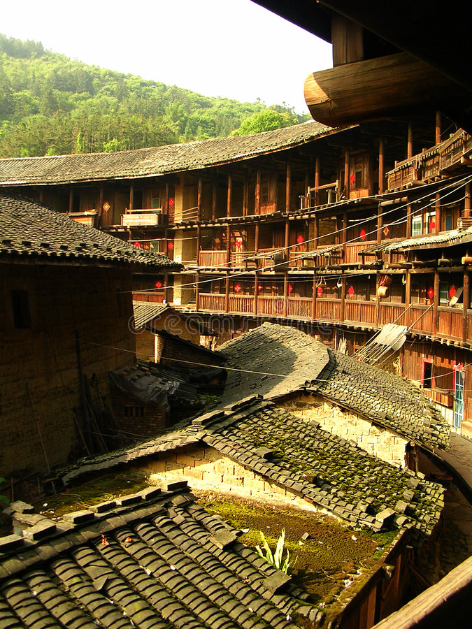 Fujian Tulou   fotos de stock
