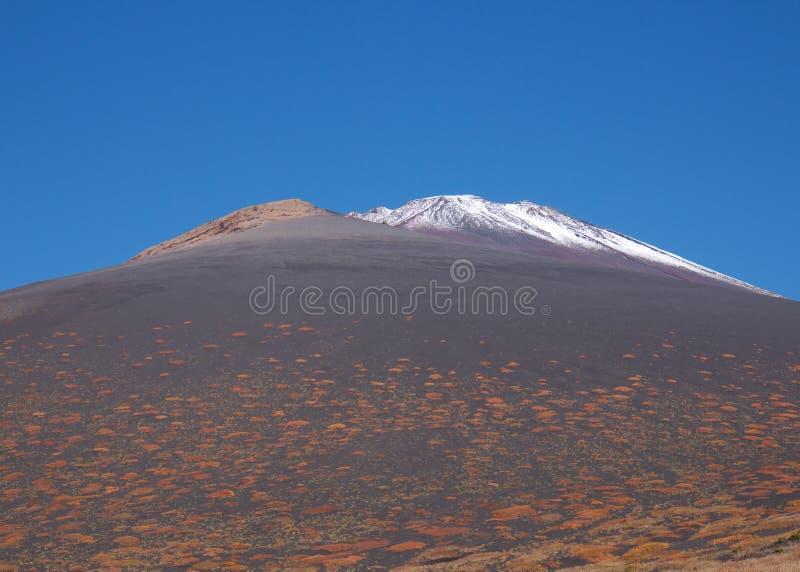 Download Fujiyama zdjęcie stock. Obraz złożonej z jesienny, góra - 53787840