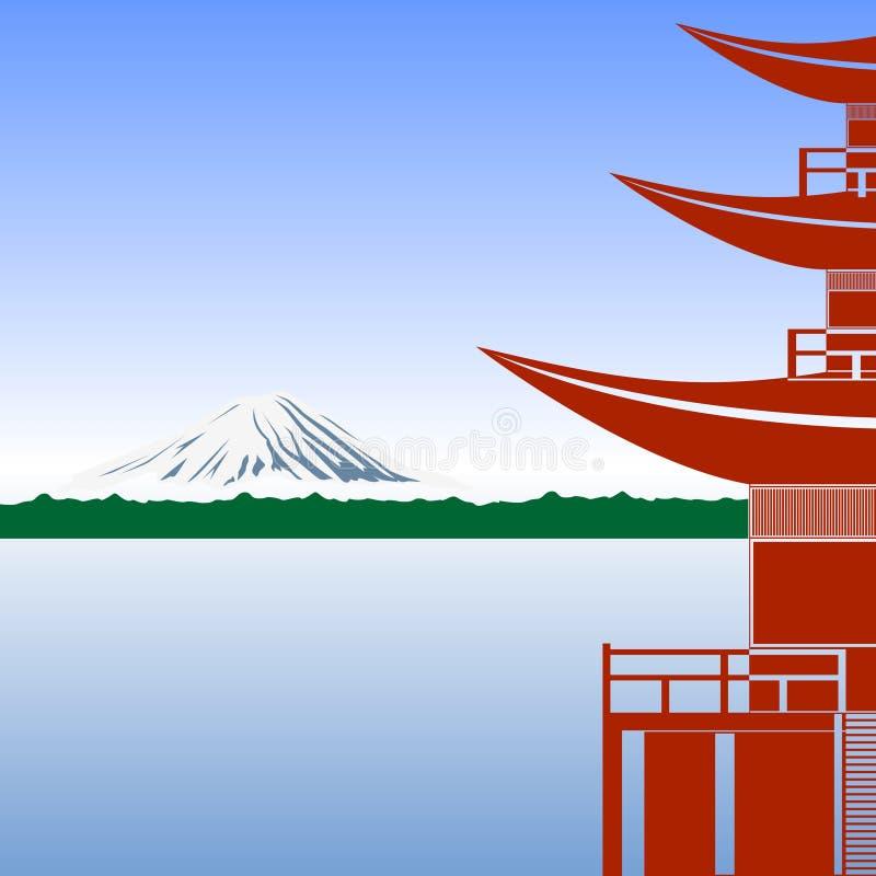 fujiyama ελεύθερη απεικόνιση δικαιώματος