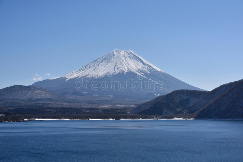 Fujiyama, Japan stockfoto