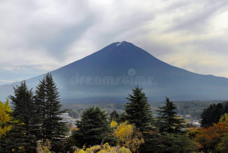 fujiyamas1 royaltyfri foto