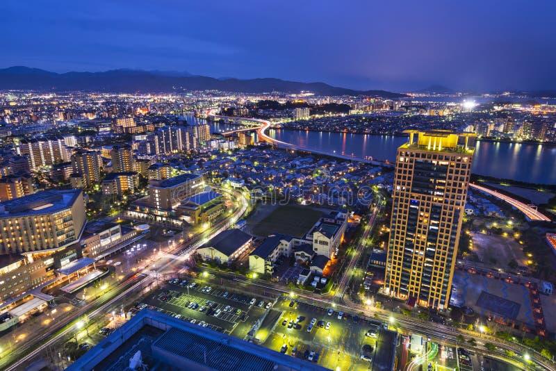 Fukuoka foto de stock
