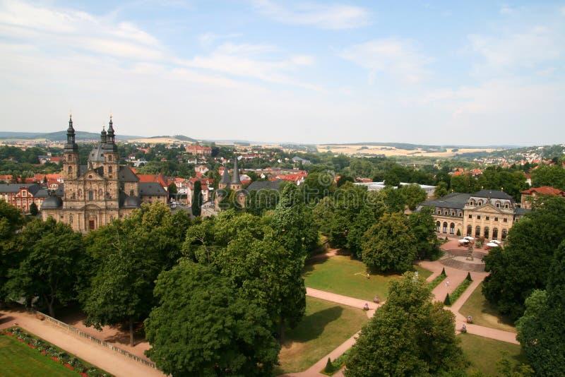 Fulda, Alemanha imagem de stock