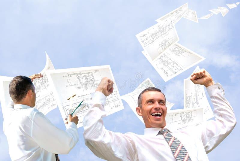 Download Fulfilled Engineering Design Stock Image - Image: 15578385