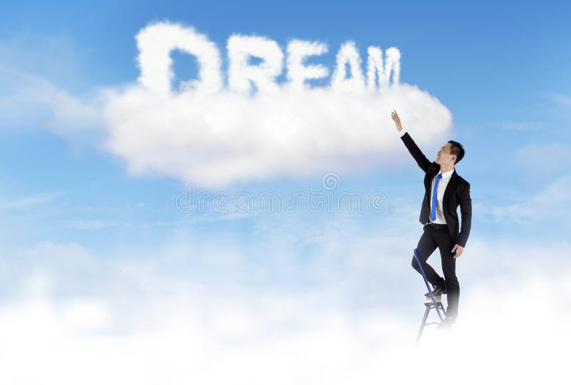 Fulfilling Your Dreams royalty free stock image