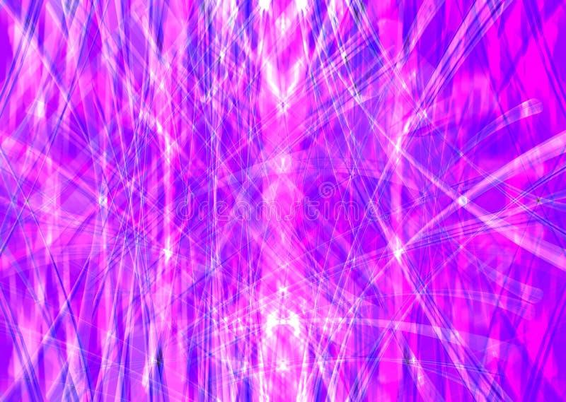 Fulgor violeta libre illustration