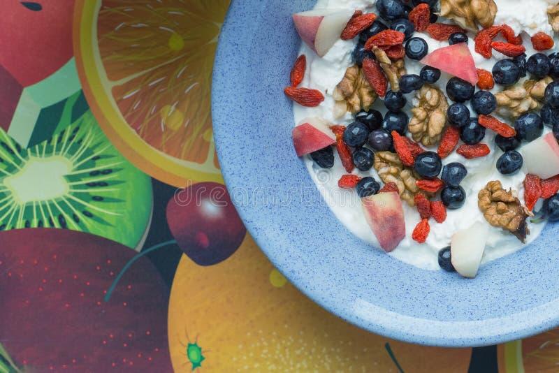 Full breakfast stock images