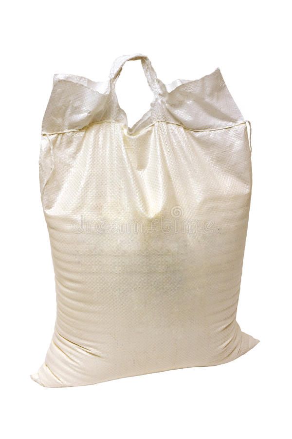 Free Full Closed Synthetic Bag Stock Photography - 21659122