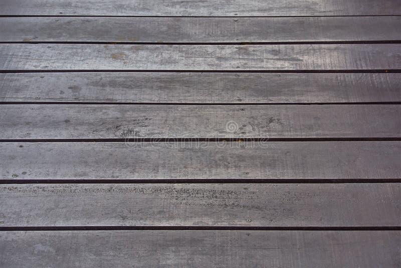 Full Frame Background of Wooden Planks Floor Pattern. Full Frame Background of Brown Retro Wooden Planks Floor Pattern royalty free stock photo