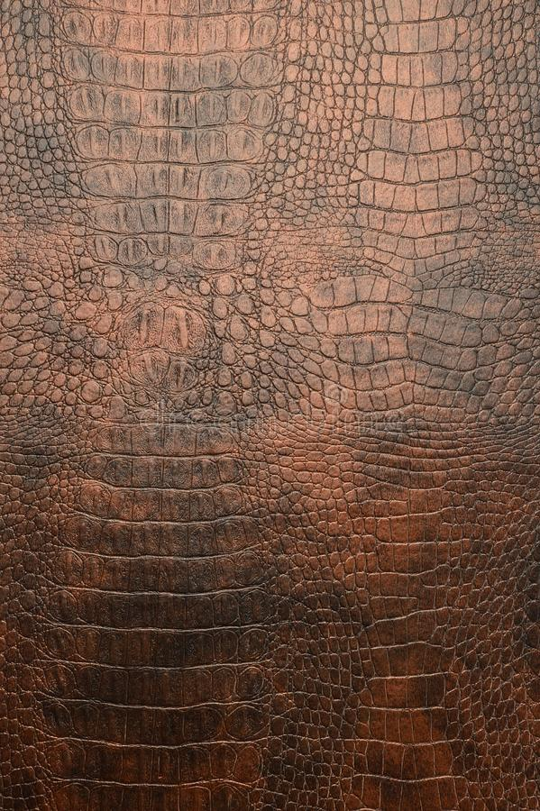 Full Frame Leather texture background. Full Frame Brown Leather texture background royalty free stock images