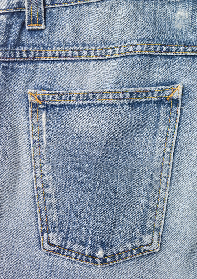 Full frame of jeans royalty free stock photos