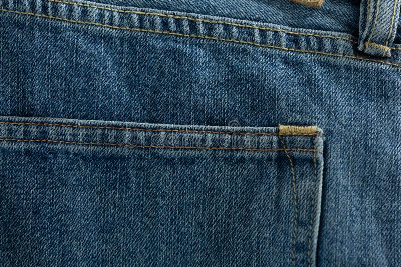 Full frame of jeans stock images