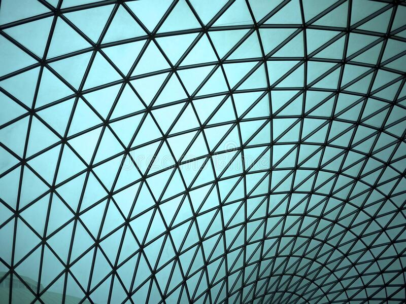 Full Frame Shot of Architectural Structure royalty free stock photo