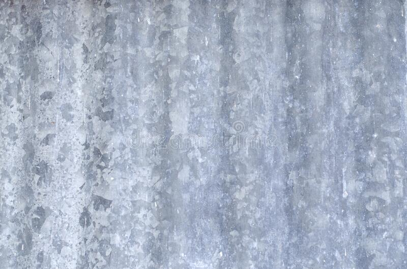Full frame shot of galvanized sheet. Full frame shot of galvanized sheet background and texture stock images