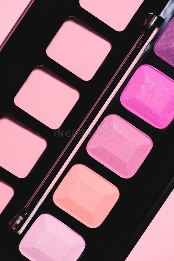 full frame shot of makeup stock photos