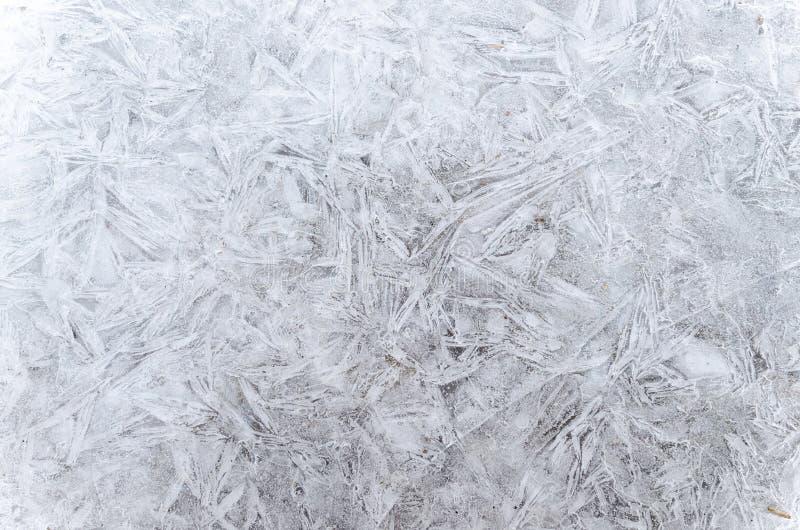 Full Frame Shot of Snowflakes royalty free stock photo