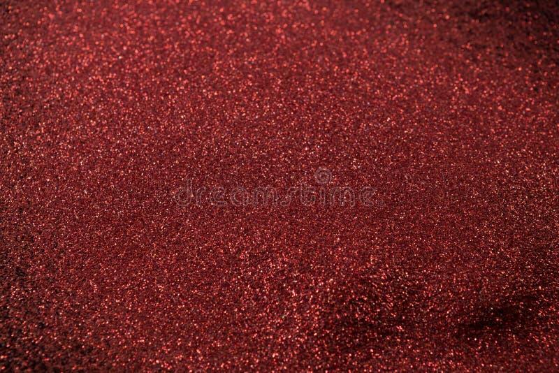 Full frame of sparkle color. Full frame of red sparkle color stock images