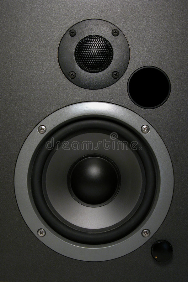 Free Full Frame Speaker Royalty Free Stock Photo - 42465