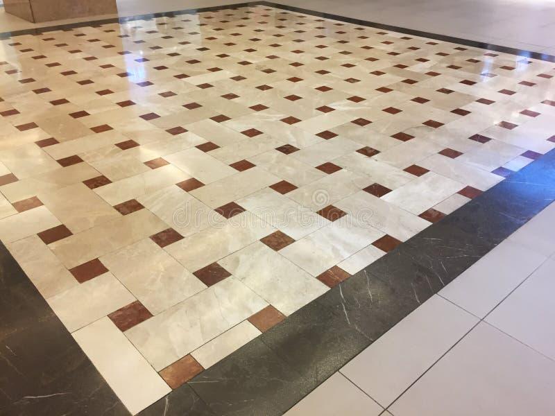 Tiled floor background. Full frame Tiled floor background stock photos