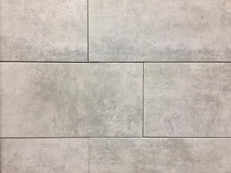 Tiled floor or wall background stock photography