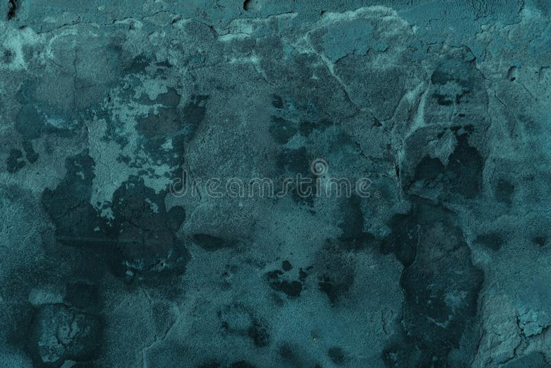 Full frame view of dark grey cracked wall textured. Background royalty free stock photos