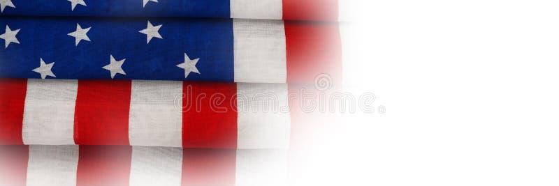 Full Frame Of Wrinkled American Flag Stock Photo - Image of flag ...