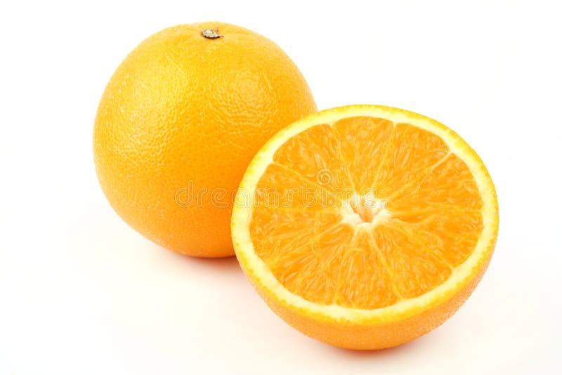 Full And Half Orange