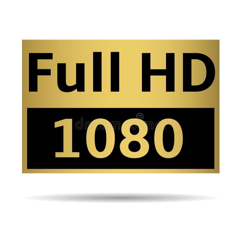 Full HD stock illustrationer