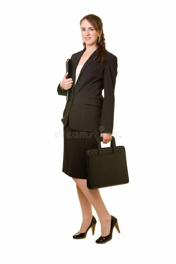 full kvinna för huvuddelaffär royaltyfri foto