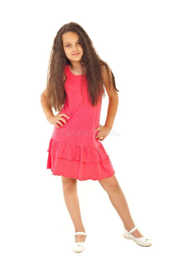 Download Full Length Of Beautiful Girl Model Stock Image - Image: 19971079