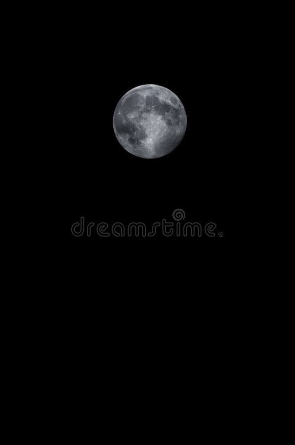 Free Full Moon Royalty Free Stock Photography - 403677
