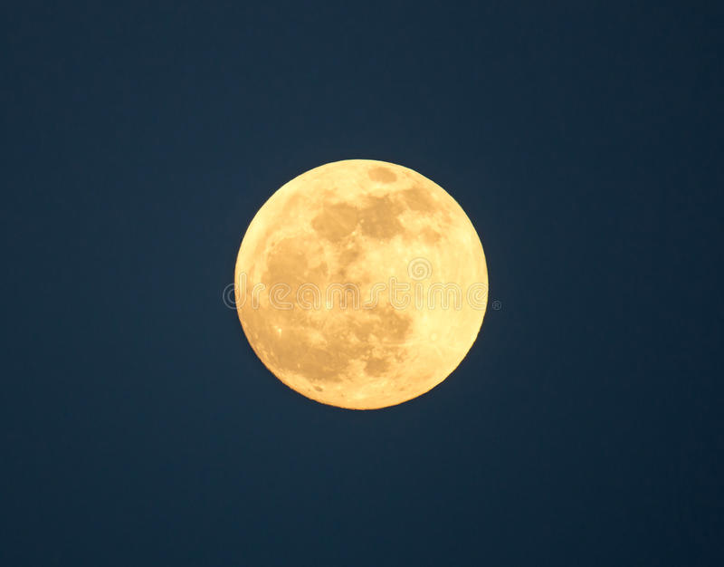 Download Full Moon stock image. Image of luna, folklore, astronomy - 40301127
