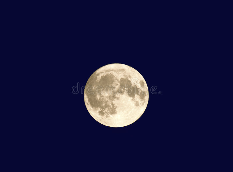 Download Full Moon Midsummers Eve 2005. Royalty Free Stock Photos - Image: 186518