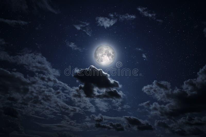 8 188 Full Moon Night Sky Stars Photos Free Royalty Free Stock Photos From Dreamstime