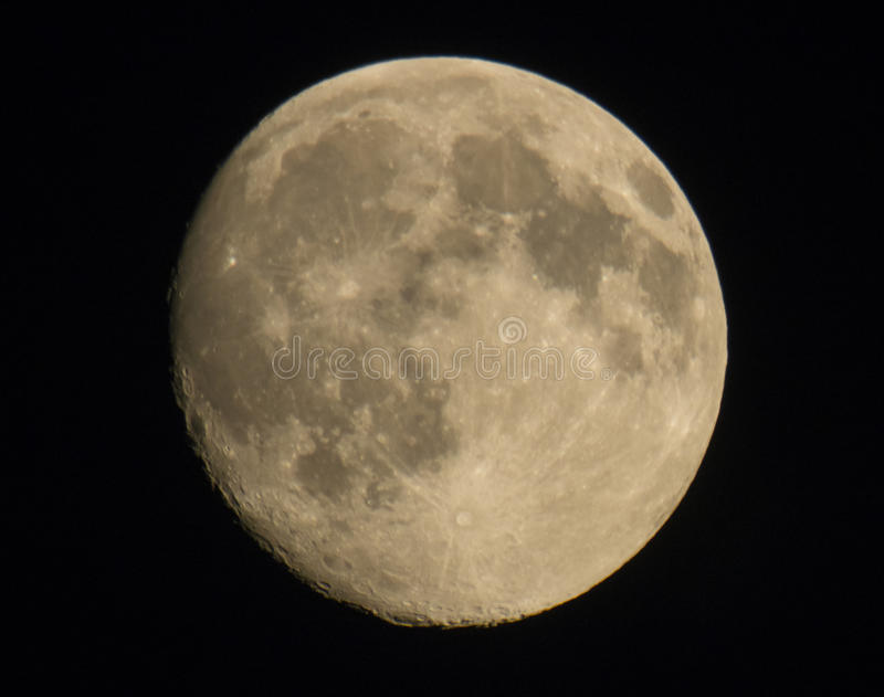 Full Moon phase stock photos
