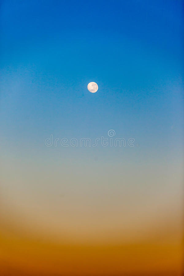 Download Full Moon Sky Colors Vertical Stock Photo - Image: 31898696