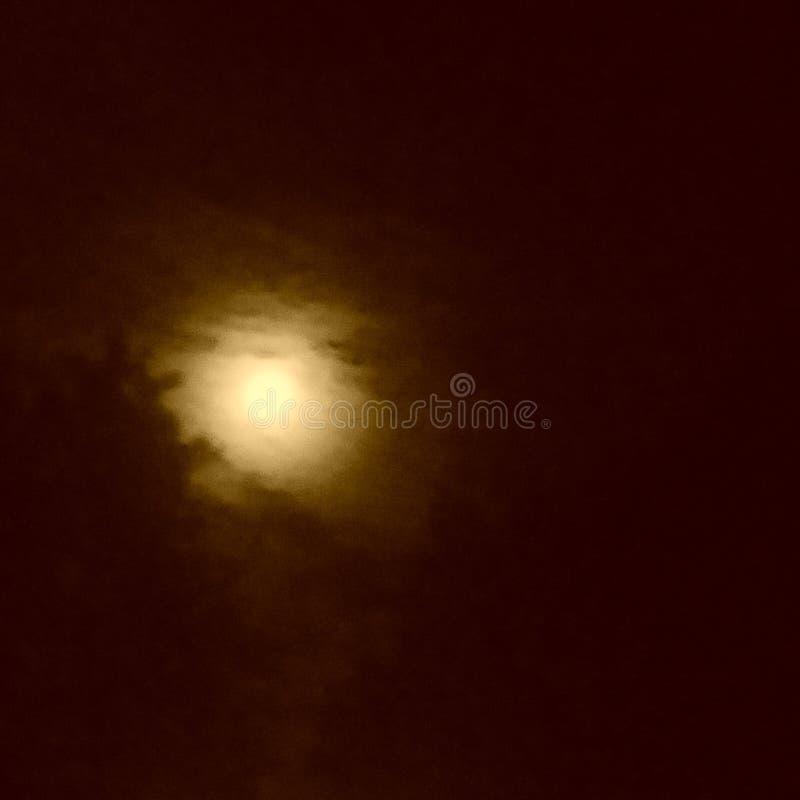 Full natt arkivfoto