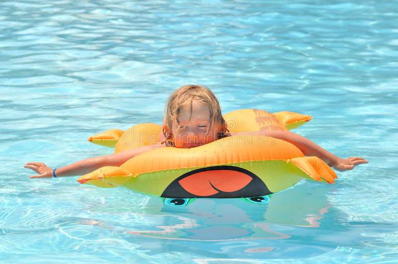 Download Full relax at the pool stock photo. Image of swim, holiday - 19661626