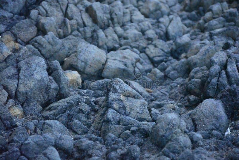 Full of rocks stock images