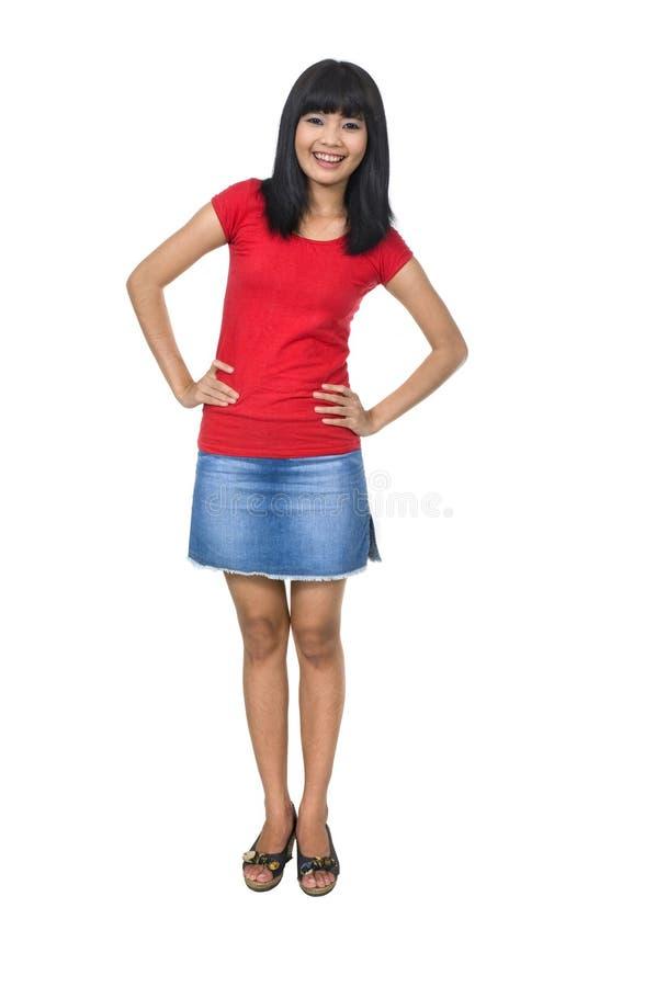 fullbody kobieta zdjęcia stock