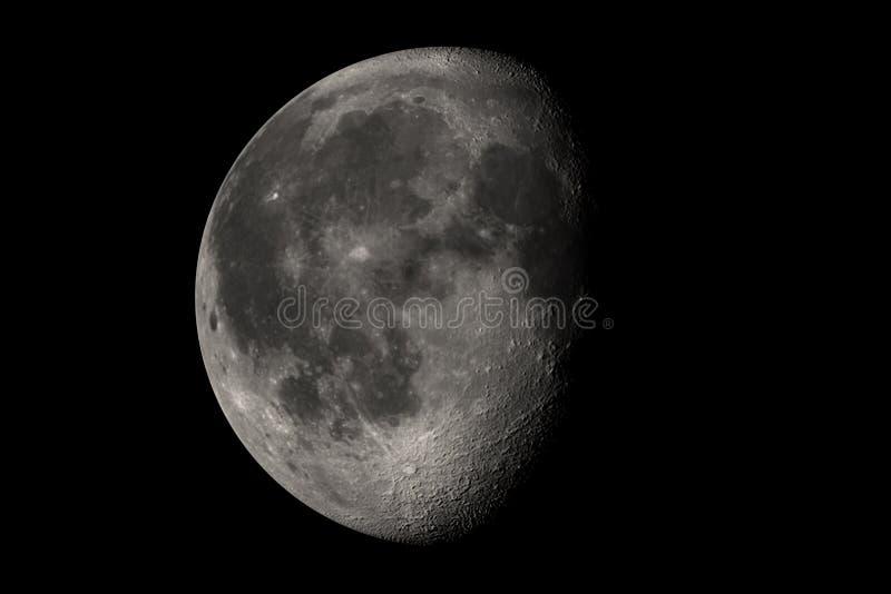 Download Fullmåne stock illustrationer. Bild av omlopp, nebula, oklarhet - 25951
