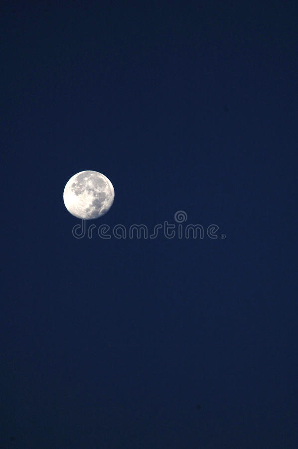 Fullmåne för September ` s arkivfoton